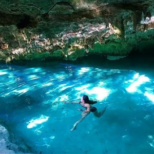 underground river exploration